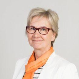 Toiminnanjohtaja Anni Lausvaaran kuva