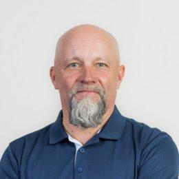 Korjausneuvonnan päällikkö Jukka Laakson kuva