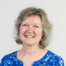 Senioritoiminnan toiminnanohjaaja Meeri Falckin kuva