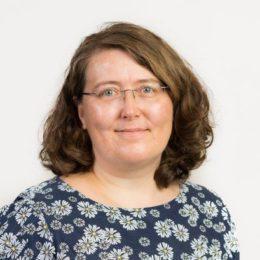 Senioritoiminnan vastaava toiminnanohjaaja Anu Lintilän kuva