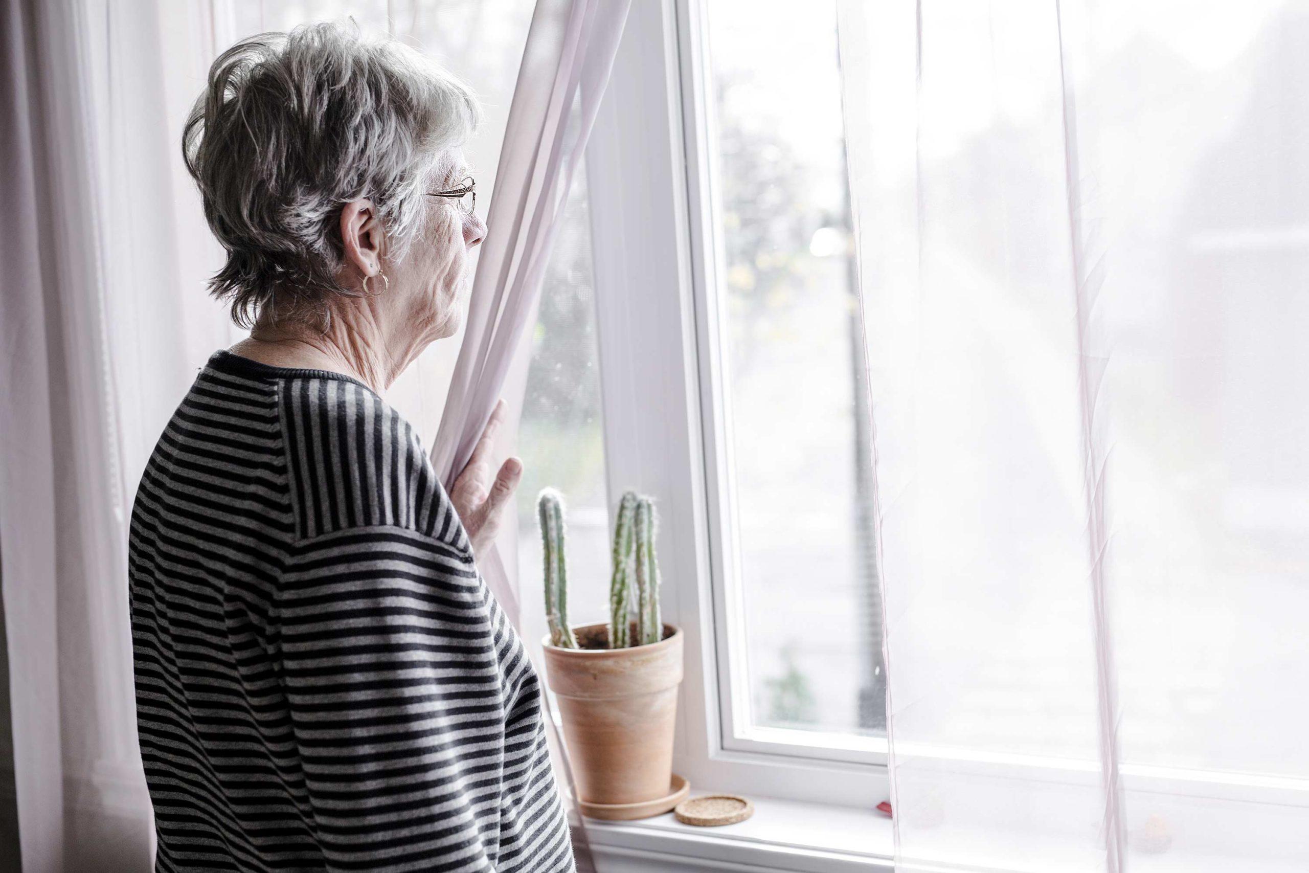 Sosiaalinen kuolema voi kohdata ikäihmisiä